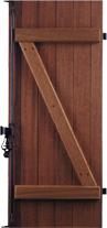 volets battants sur mesure en bois volets thiebaut. Black Bedroom Furniture Sets. Home Design Ideas